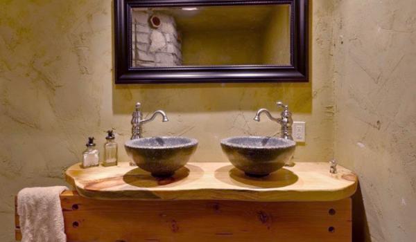 Cast Stone Bowl Sinks