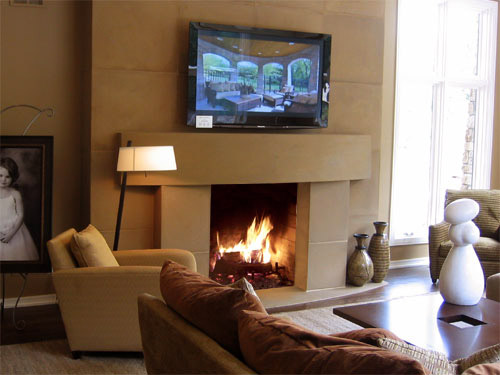 Cast Stone Fireplace Surround FP 280