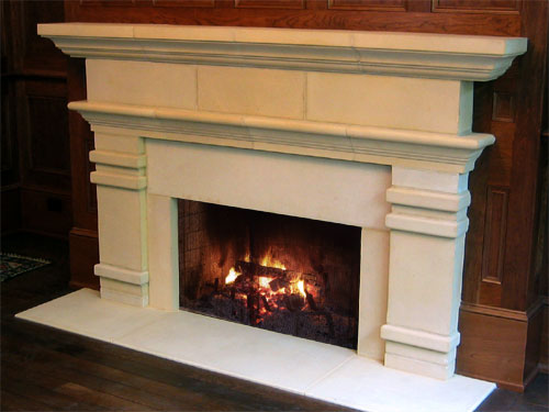 Cast Stone Fireplace Surround Fp 552